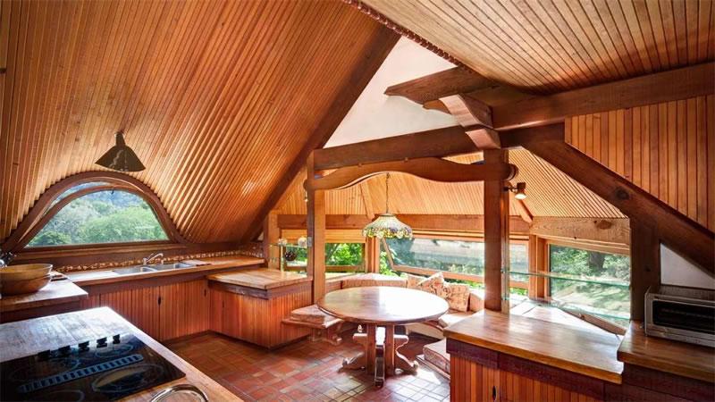 430 Horseshoe Hill Bolinas - Kitchen
