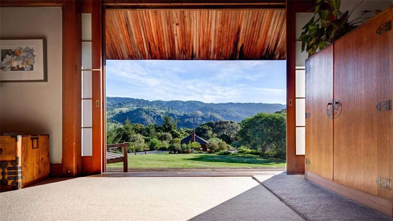 430 Horseshoe Hill Bolinas - view