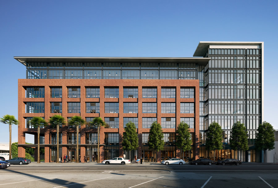 510 Townsend As Envisioned And Pre-Leased To Stripe