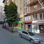 Permit For 'Massage Parlor Parklet' Yanked