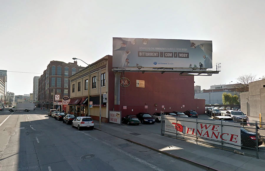 Designs For 350-Foot Tower To Replace K&L Wine Merchants Building