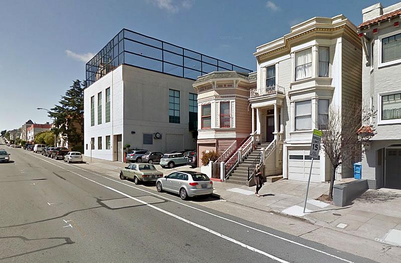 San Francsico Day School's Expansion Site