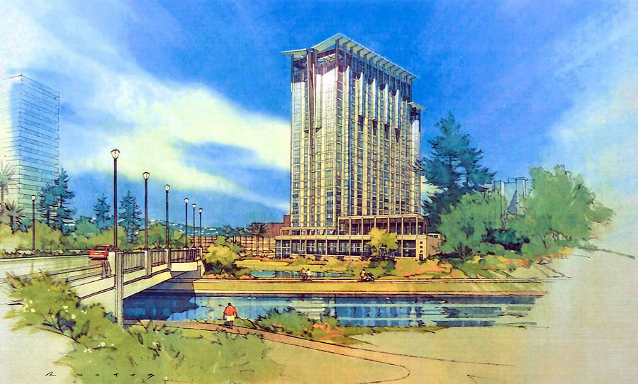 Land Deal For Controversial Oakland Tower Approved