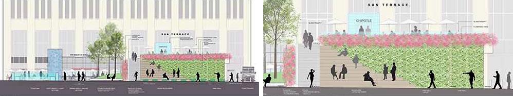 Market Street Plaza Redesign