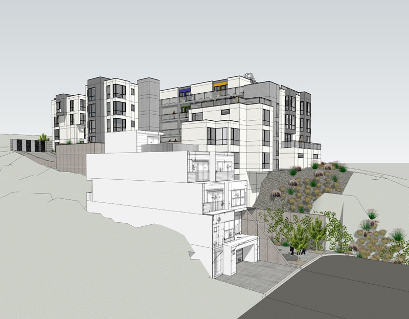 Potrero Hill Development Revived And Redesigned