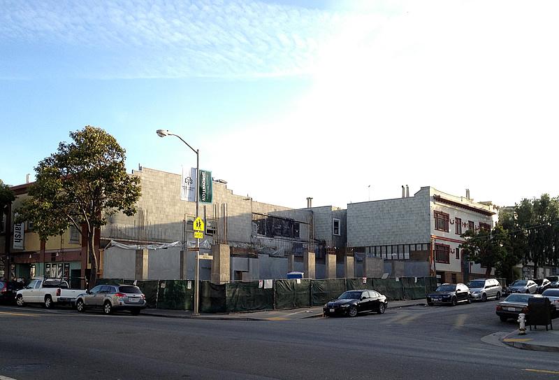 1050 Valencia Street Site