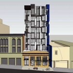 Refined Designs For A 9-Story Building Behind A Polk Gulch Facade