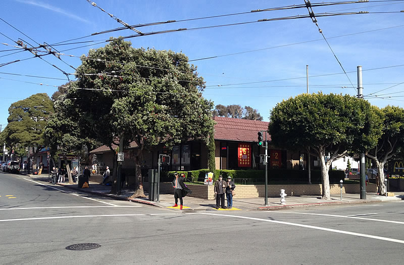 McDonald's Agrees To Clean Up Lawless Haight-Ashbury Location
