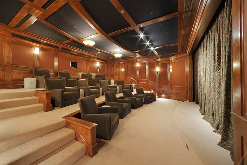 1100 Wall Road, Sonoma - Theater