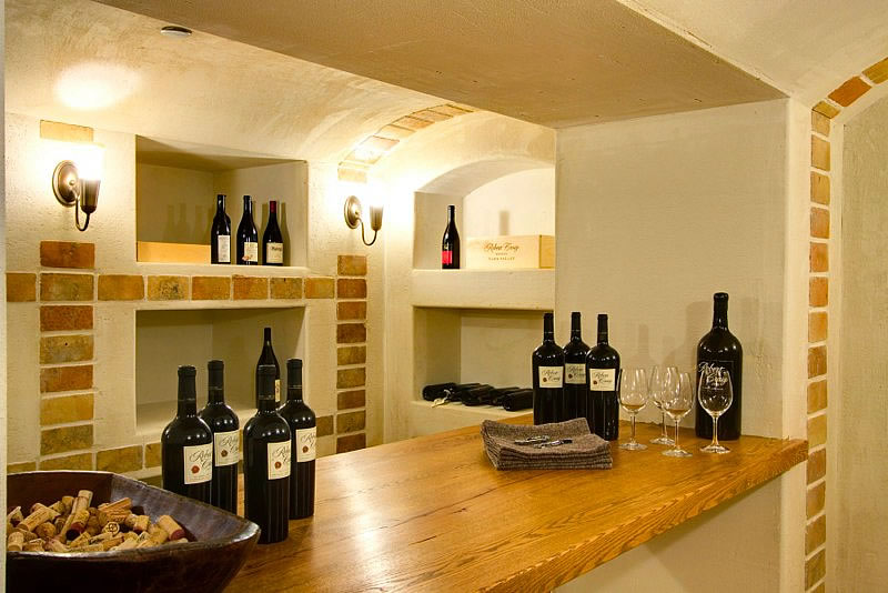 1100 Wall Road, Sonoma - Wine Cellar