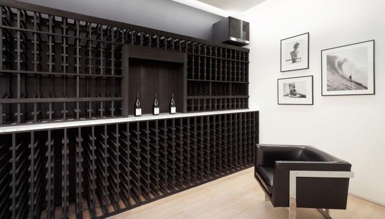 1864 Greenwich Wine Cellar
