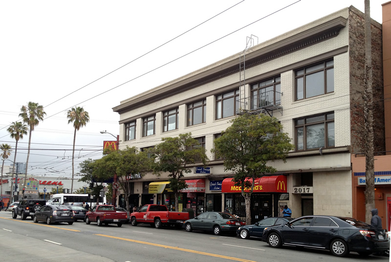 Mission District McDonald's Suddenly Shuttered
