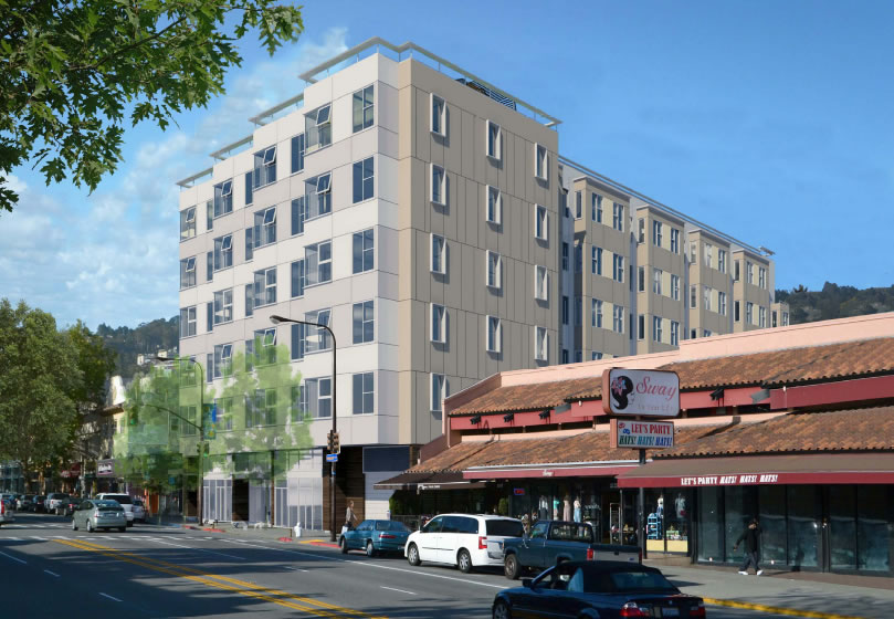 700 Square Foot Berkeley Four-Bedrooms Slated To Be Approved