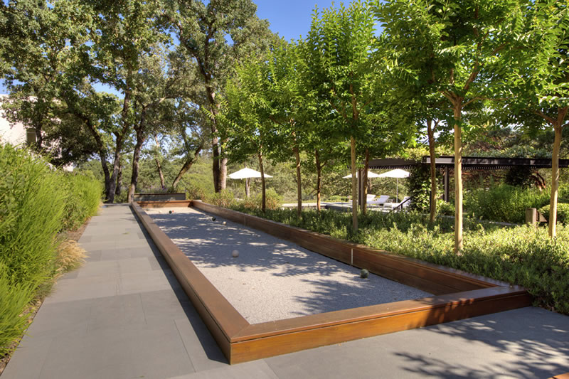 3145 State Highway 128, Calistoga - Bocce
