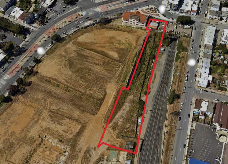 Infilling Visitacion Valley: The Blanken Avenue And Park Project