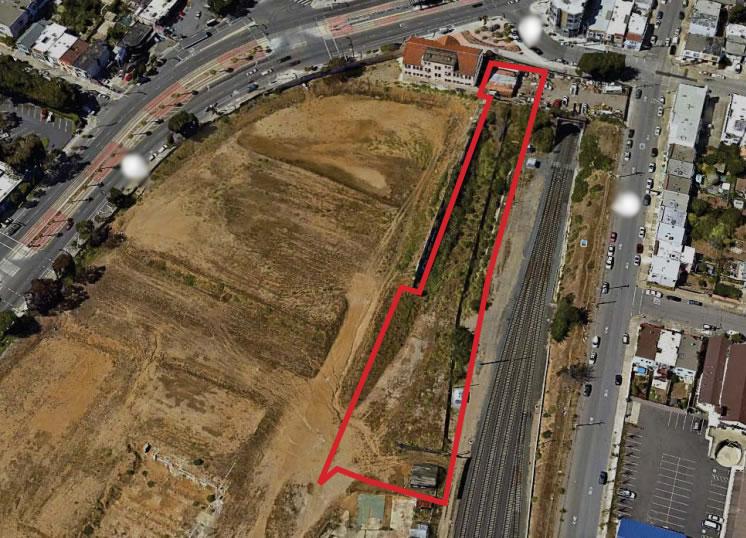 Blanken Avenue Site