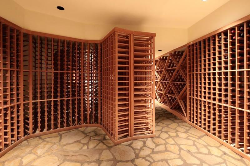 11627 Dawson Drive Wine Cellar