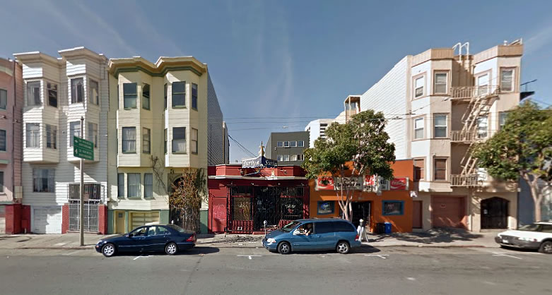 SRO Units To Replace Shuttered Suriya Thai Space In SoMa