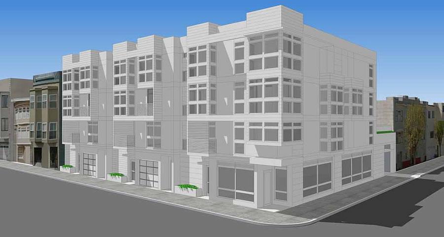 301 25th Avenue Rendering