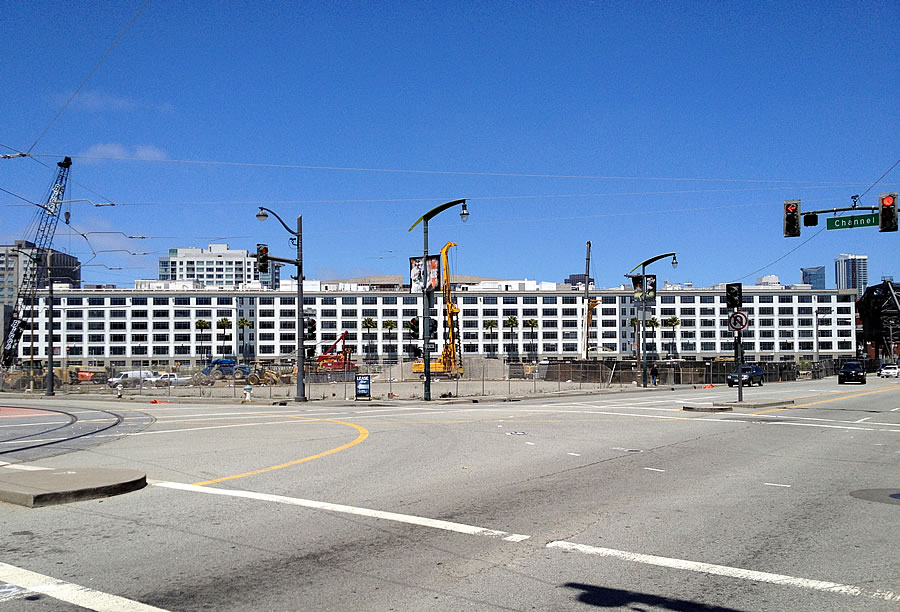 Giants Lot D Closed For 350 Condos And A 250-Room Hotel To Rise