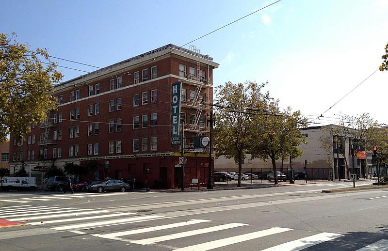 1629 Market Street Site