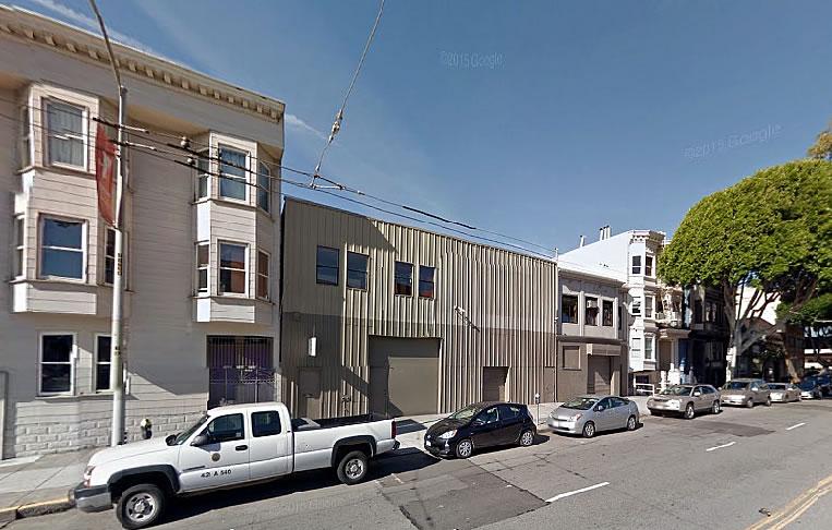 1726 Mission Street Site