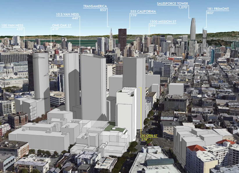 Plans For 250-Foot Tower And Designs For 200 Feet More