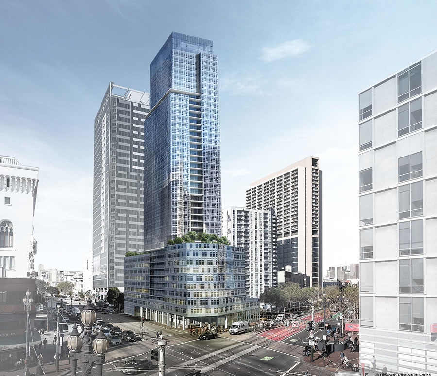 City's Mid-Market Tower Site to Fetch $7M Less than Authorized