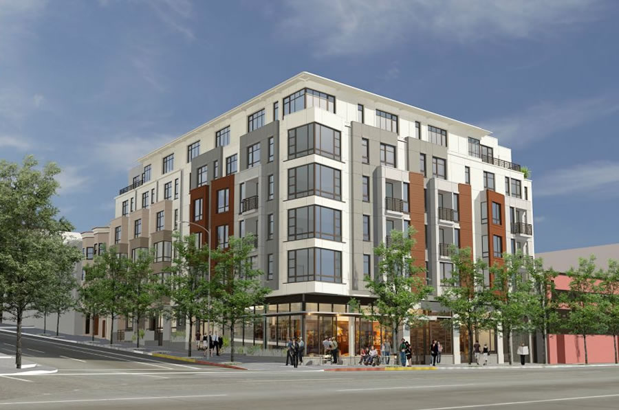 Proposed NoPa Development Redesigned and Supersized