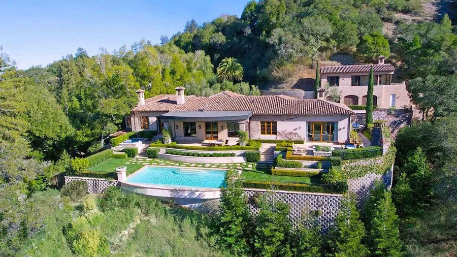 Zito Sells Marin Villa For $8.15M, Earns A Loss
