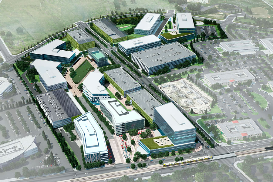 North First Campus Design