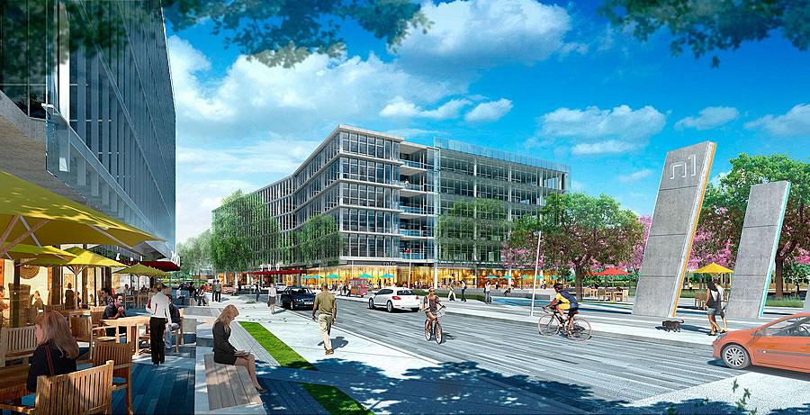 North First Campus Phase 1 Design
