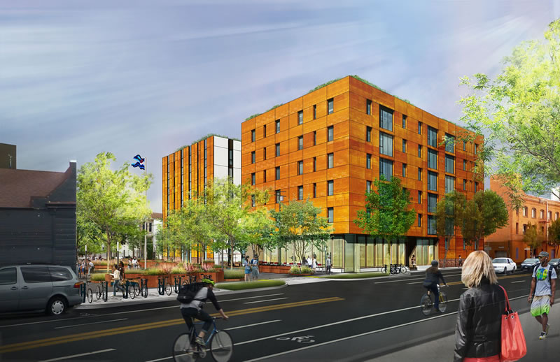 Eagle Plaza And Former Co-Living Development Closer To Reality