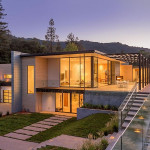 Modern Infill: A $9 Million Los Gatos Home