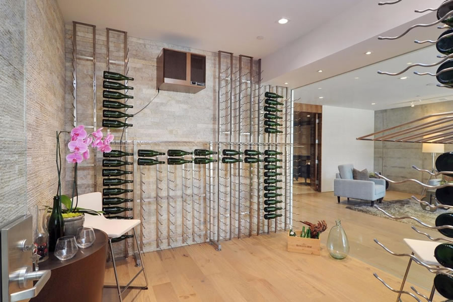 15781 Hidden Hill Road Wine Cellar