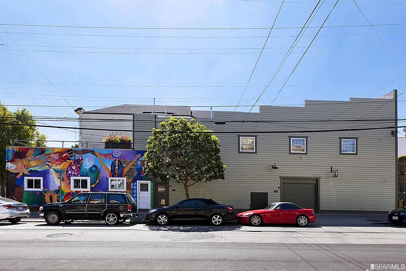 2953 25th Street Building