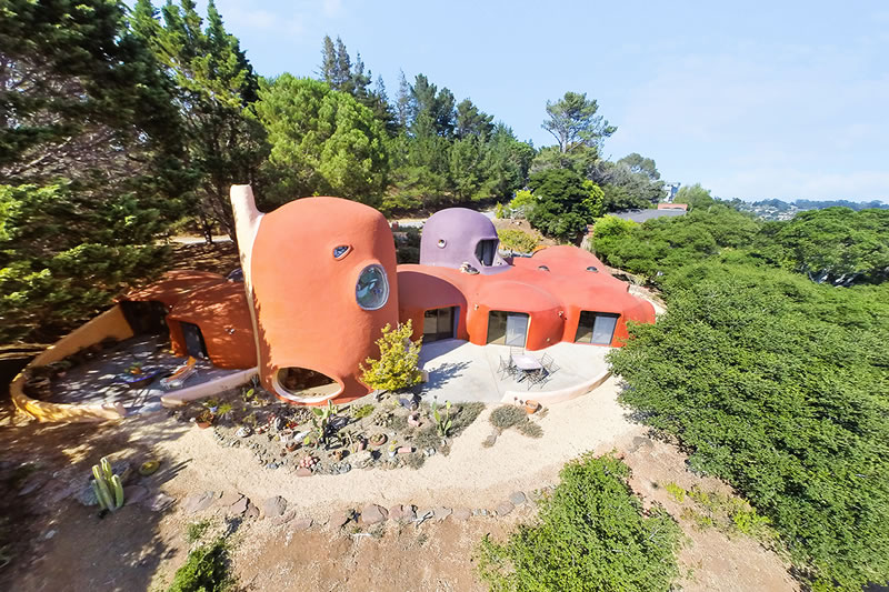 Iconic Flintstone House in Contract, Will It Survive or Get Crushed?