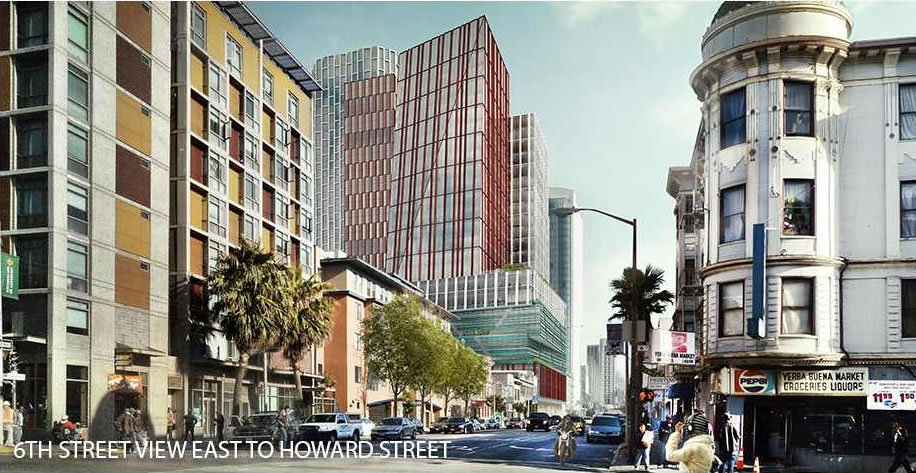 5M Project Rendering 2015 6th to Howard