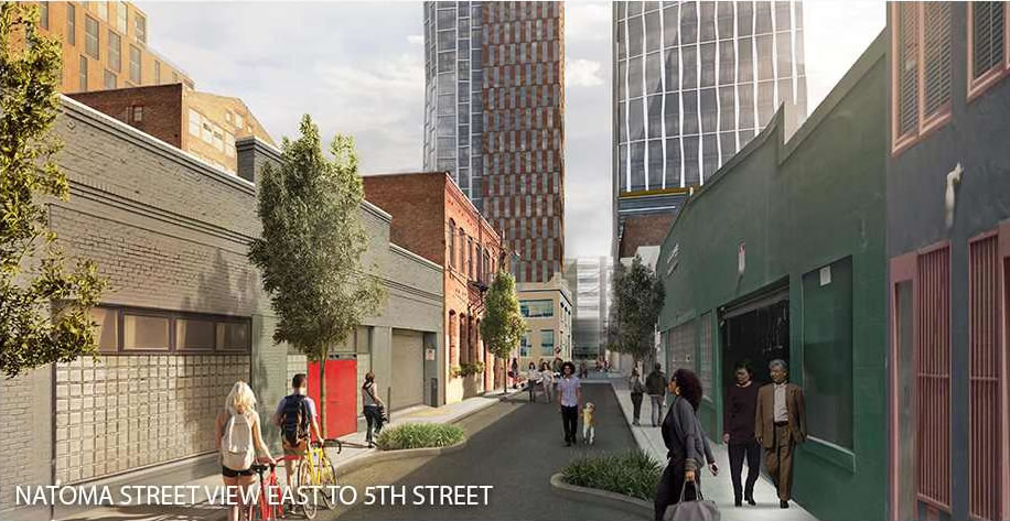 5M Project Rendering 2015 Natoma Alley