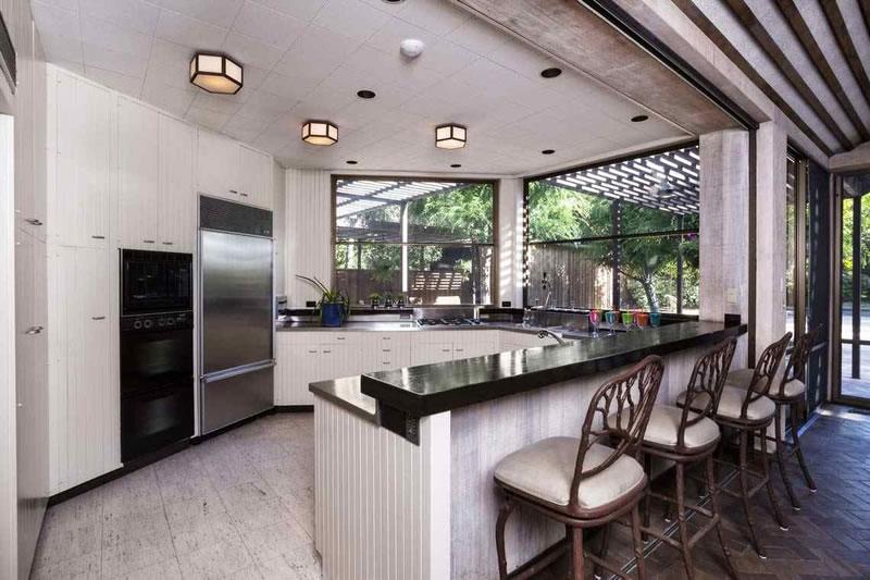 80 Reservoir Road Pool Kitchen