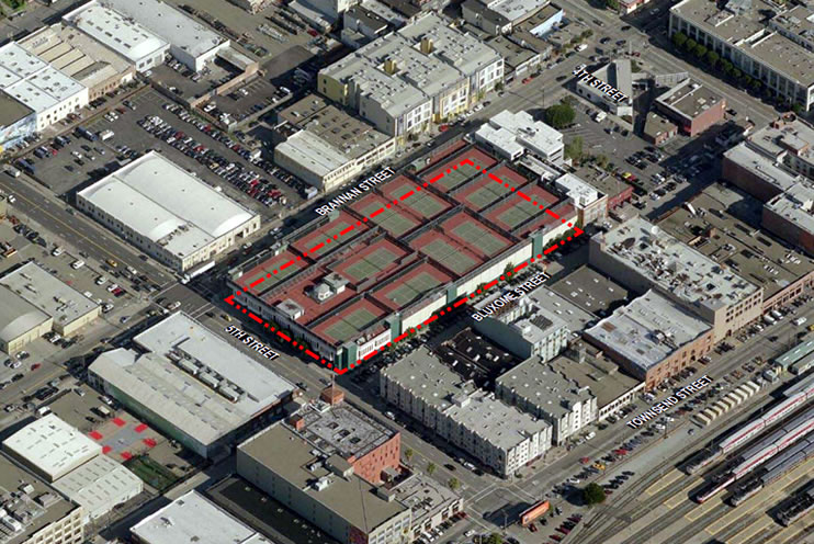 Preliminary Plans For SF Tennis Club Site Revealed