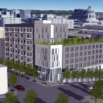 Refined Designs And Closer To Reality For Condos And A Church