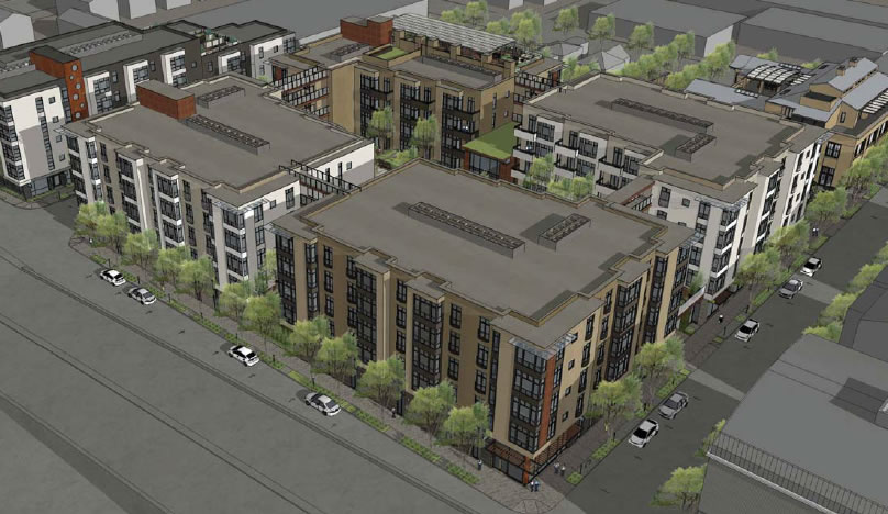 Berkeley Development Redesigned To Accommodate New Grocery
