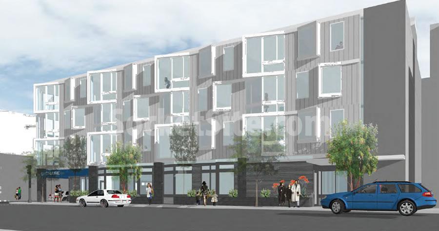 2293 Powell Street Rendering - Bay