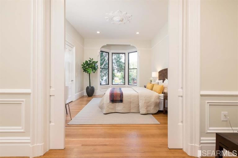 2817 24th Street Listing Bed