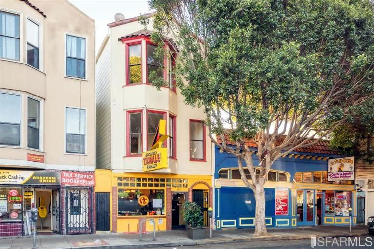 Tamale Parlor Building Relisted For Less, Lease Expires 2017