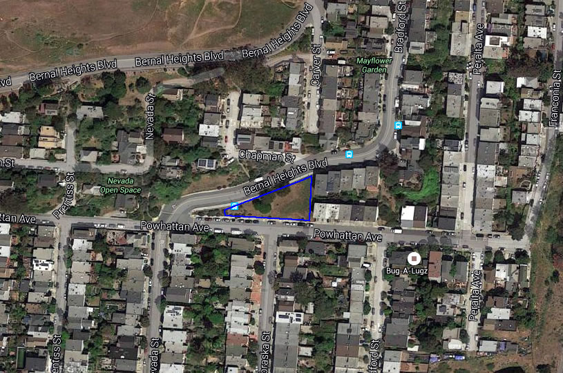 40 Bernal Heights Boulevard Site