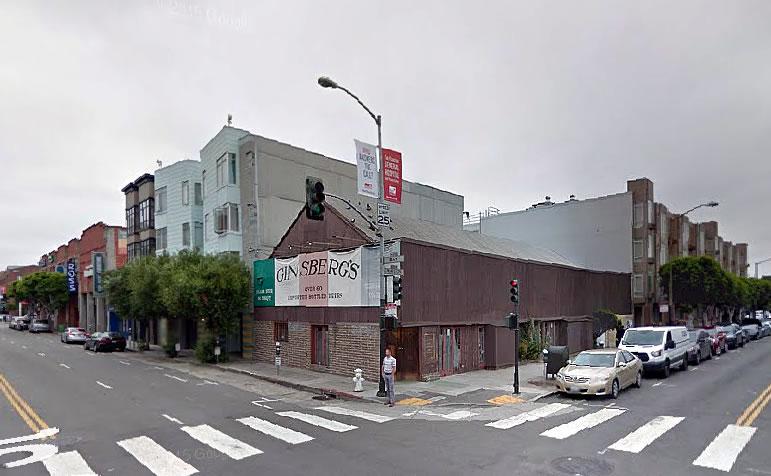 400 Bay Street Site: Ginsberg's Pub