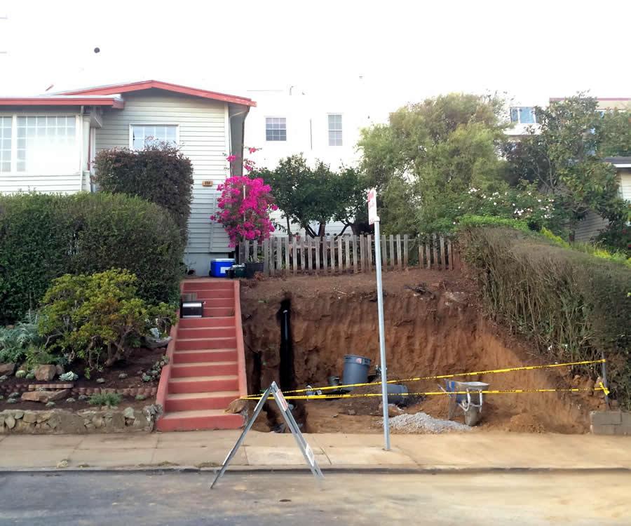 698 Joost Avenue Excavation