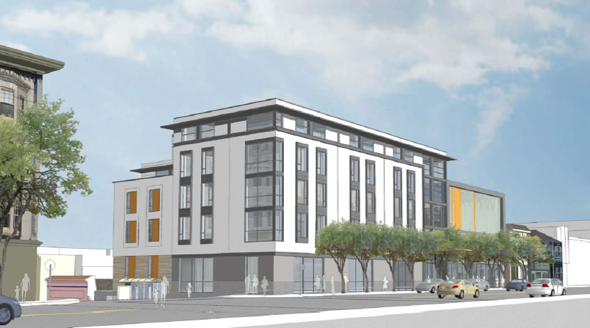 800 Presidio Avenue Rendering 2011
